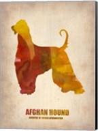 Afghan Hound Fine-Art Print