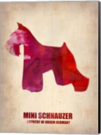 Miniature Schnauzer 1 Fine-Art Print