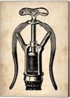 Vintage Wine Opener 1 Fine-Art Print
