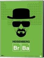 Heisenberg Fine-Art Print