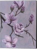 Branches of Magnolia II Fine-Art Print