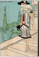 Vintage Couture V Fine-Art Print