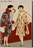 Vintage Couture VII Fine-Art Print