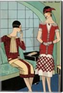 Vintage Couture VIII Fine-Art Print