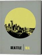 Seattle Circle 2 Fine-Art Print