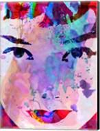 Audrey Watercolor Fine-Art Print