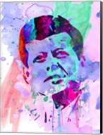 Kennedy Watercolor 2 Fine-Art Print