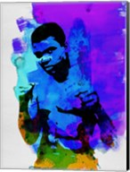 Ali Watercolor Fine-Art Print