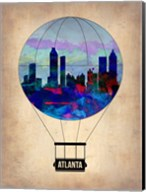 Atlanta Air Balloon Fine-Art Print