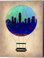 Indianapolis Air Balloon Fine-Art Print
