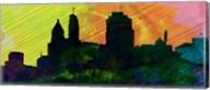 Cincinnati City Skyline Fine-Art Print