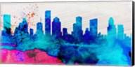 Houston City Skyline Fine-Art Print