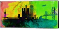 San Francisco City Skyline Fine-Art Print
