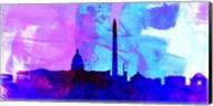 Washington DC City Skyline Fine-Art Print