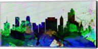 Tulsa City Skyline Fine-Art Print