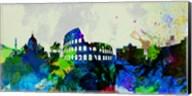 Rome City Skyline Fine-Art Print