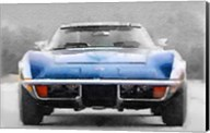 1972 Corvette Front End Fine-Art Print