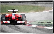 Ferrari F1 on Track Fine-Art Print