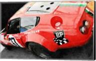 Ferrari Reear Detail Fine-Art Print