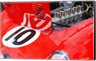 1962 Ferrari 250 GTO Engine Fine-Art Print