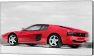 Ferrari 512 TR Testarossa Fine-Art Print