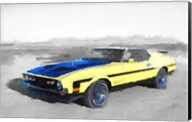 1971 Ford Mustang Boss Fine-Art Print