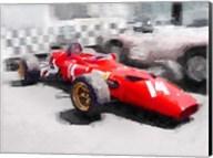 Ferrari 312 Laguna Seca Fine-Art Print
