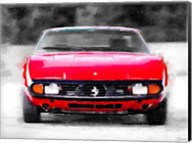 Ferrari 365 GTC4 Front Fine-Art Print