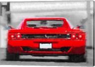 Ferrari F512 Rear Fine-Art Print