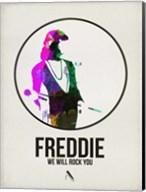 Freddie Watercolor Fine-Art Print