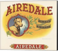 Airedale Fine-Art Print
