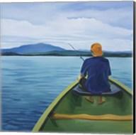 Griffin Fishing Fine-Art Print