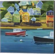 Harbor Fine-Art Print