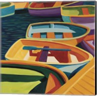 So Freeport Dinghies Fine-Art Print