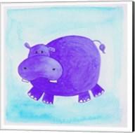 Hippo Fine-Art Print