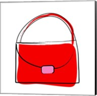Red Purse Fine-Art Print