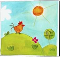 Rooster Fine-Art Print