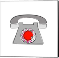 Telephone 1 Fine-Art Print