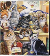 Kitty Bakery Fine-Art Print