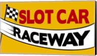 Slot Car Raceway Fine-Art Print