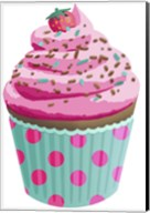 Chocolate Cupcake Pink Fine-Art Print