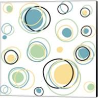 Retro Circle 1 Fine-Art Print