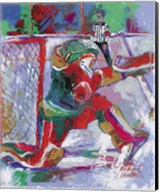 Goalie Fine-Art Print