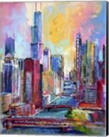 Chicago 3 Fine-Art Print