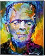 Frankenstein Fine-Art Print