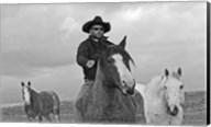 My Cowboy Rides Bareback Fine-Art Print