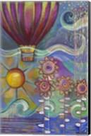 Hot Air Balloon Fine-Art Print
