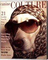 Couture - Bow Wow Wow Fine-Art Print