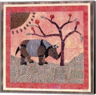 Rhinoceros II Fine-Art Print