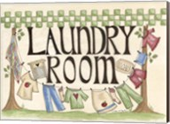 Laundry Room Fine-Art Print